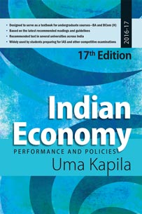 KAPILA ECONOMY PERFORMANCE POLICIES PDF BY AND UMA INDIAN